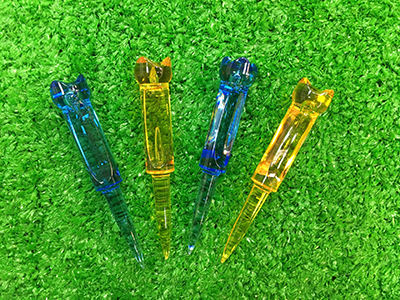 KISSCO 水晶雙層球TEE (4隻入