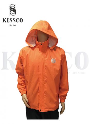 【飛揚高爾夫】KISSCO 雨衣