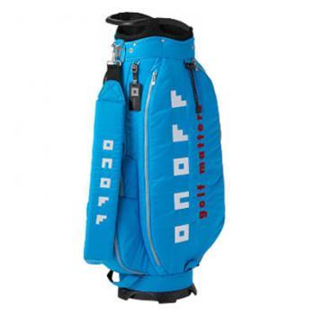【飛揚高爾夫】ONOFF Caddie Bag 9吋 #OB3619-34 ,淺藍 球袋